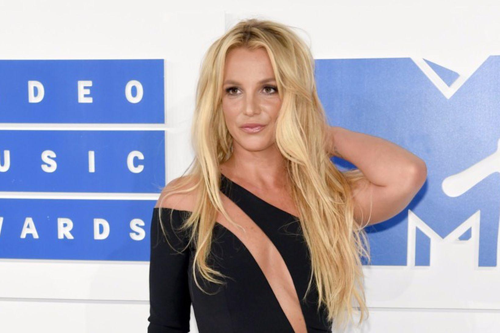 Britney Spears kom fram opinberlega og óskaði eftir fullu sjálfræði …