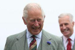 Karl Bretaprins fór í tveggja daga heimsókn til Skotlands