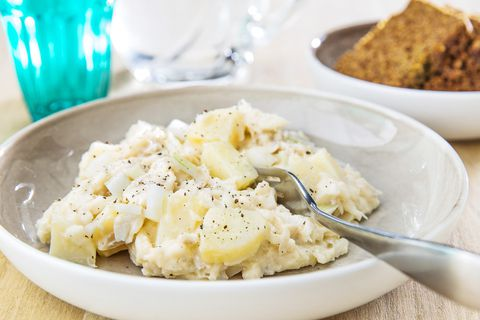 Plokkfiskur is a hearty meal loved by the whole family.