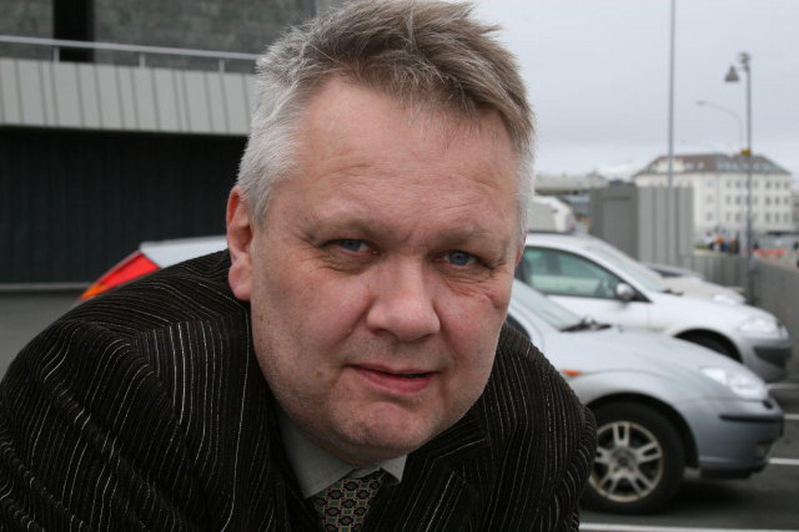 Bjarni Harðarson