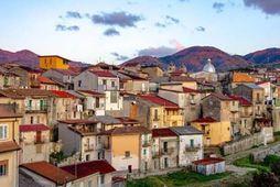 Cinquefrondi á Ítalíu.