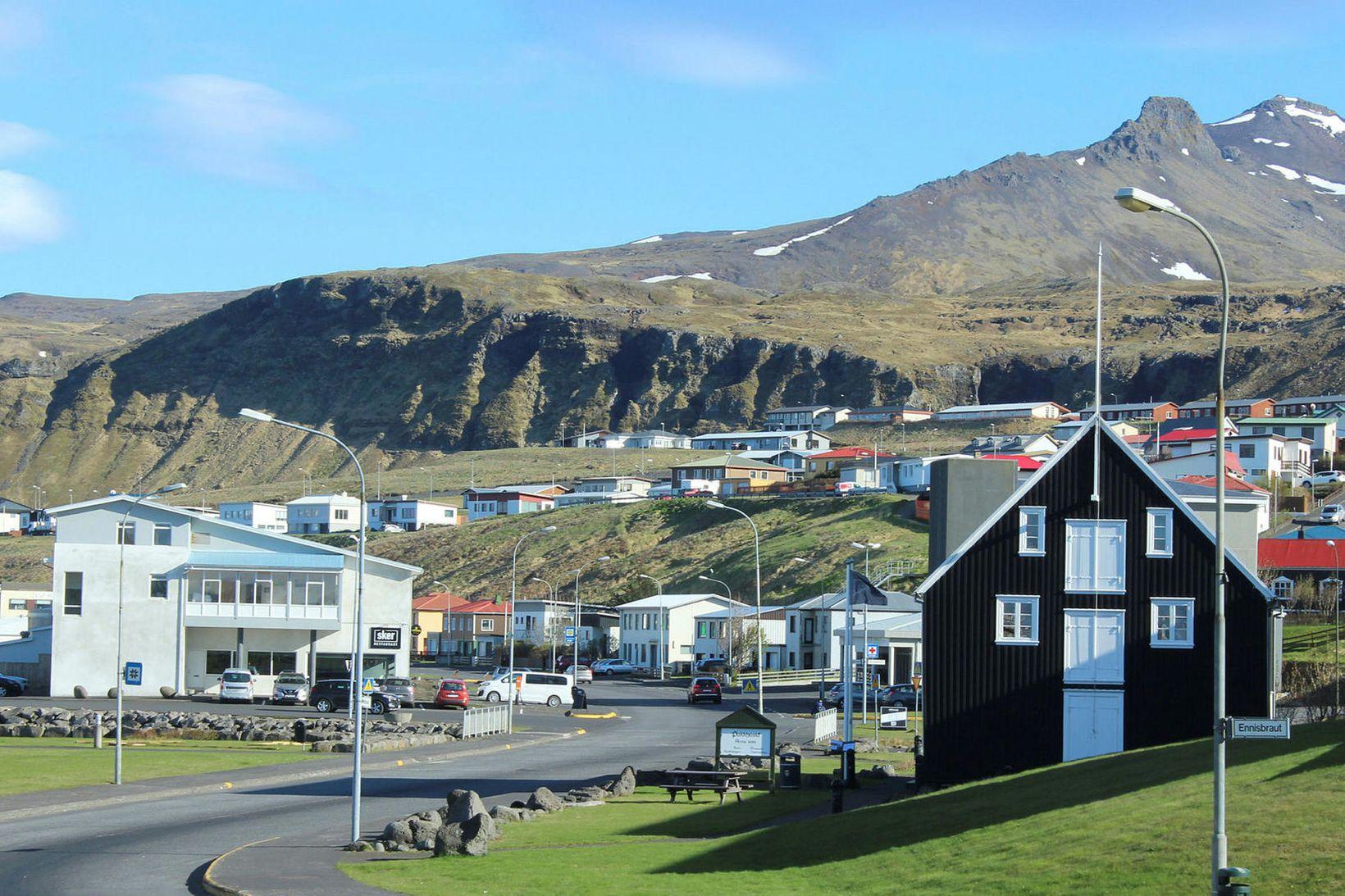 Eitt kórónuveirusmit greindist í Ólafsvík í dag.