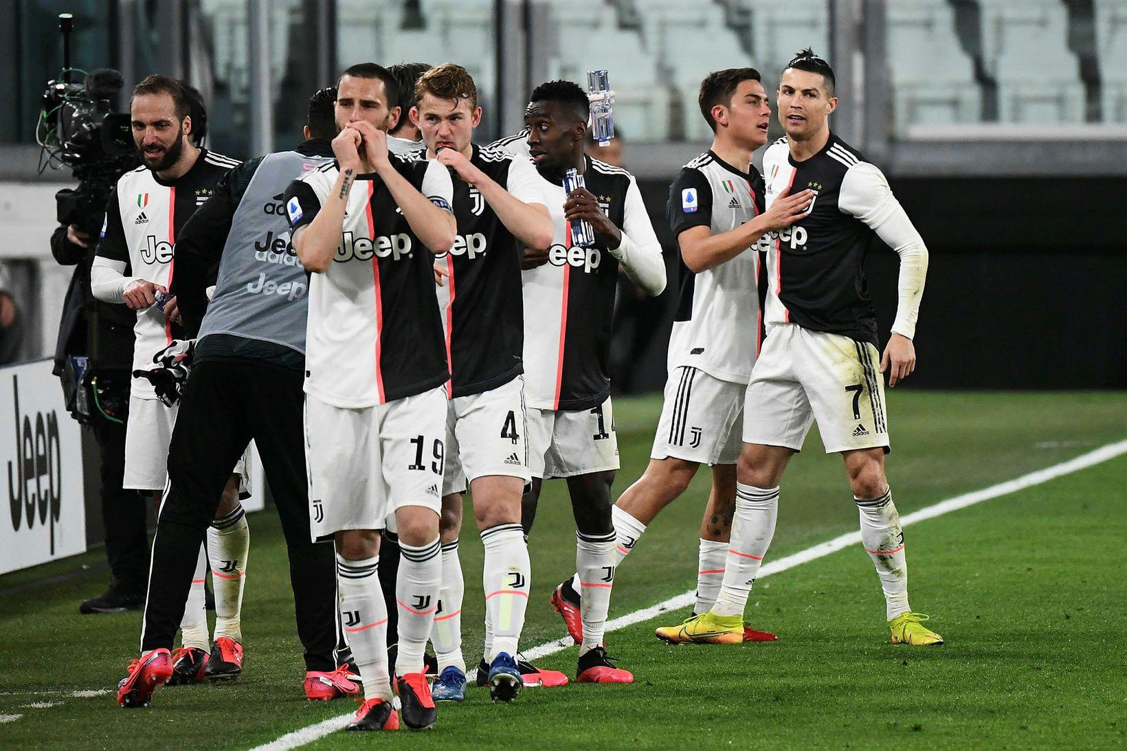 Leikmenn Juventus