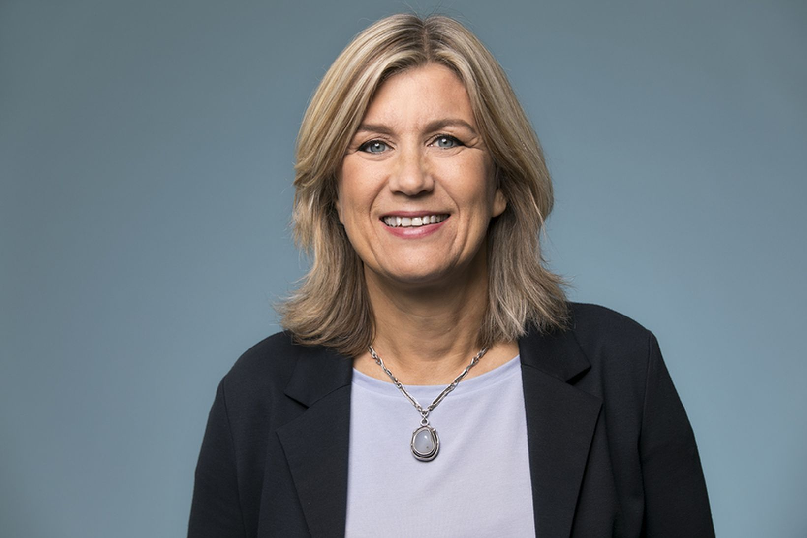 Hanna Katrín Friðriksson.