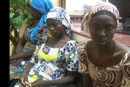 Áttatíu Chibok-stúlkur lausar úr haldi
