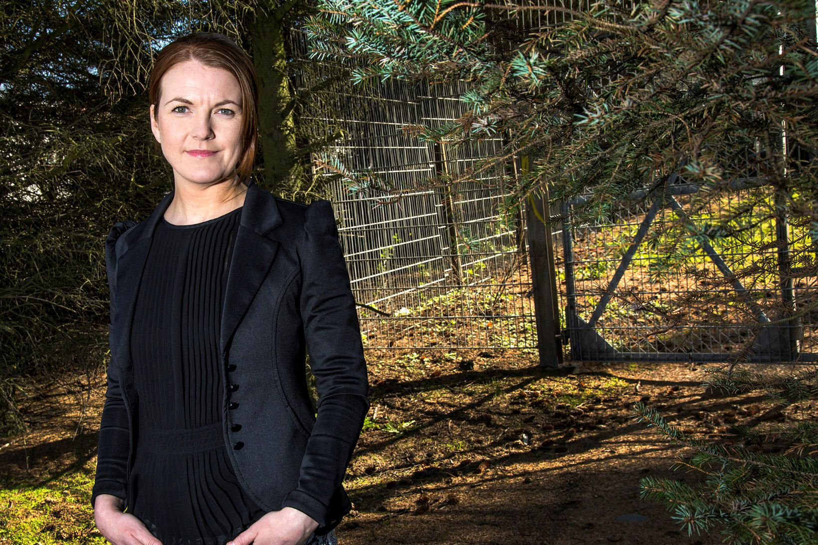Aldís Hilmarsdóttir.