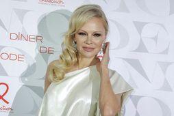Pamela Anderson er gengin í það heilaga.