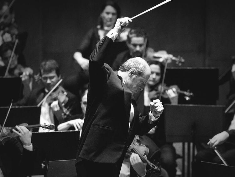 Budapest Festival Orchestra og Ivan Fischer