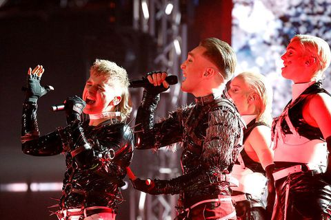 Hatari are already receiving strong criticism in the Israeli press.