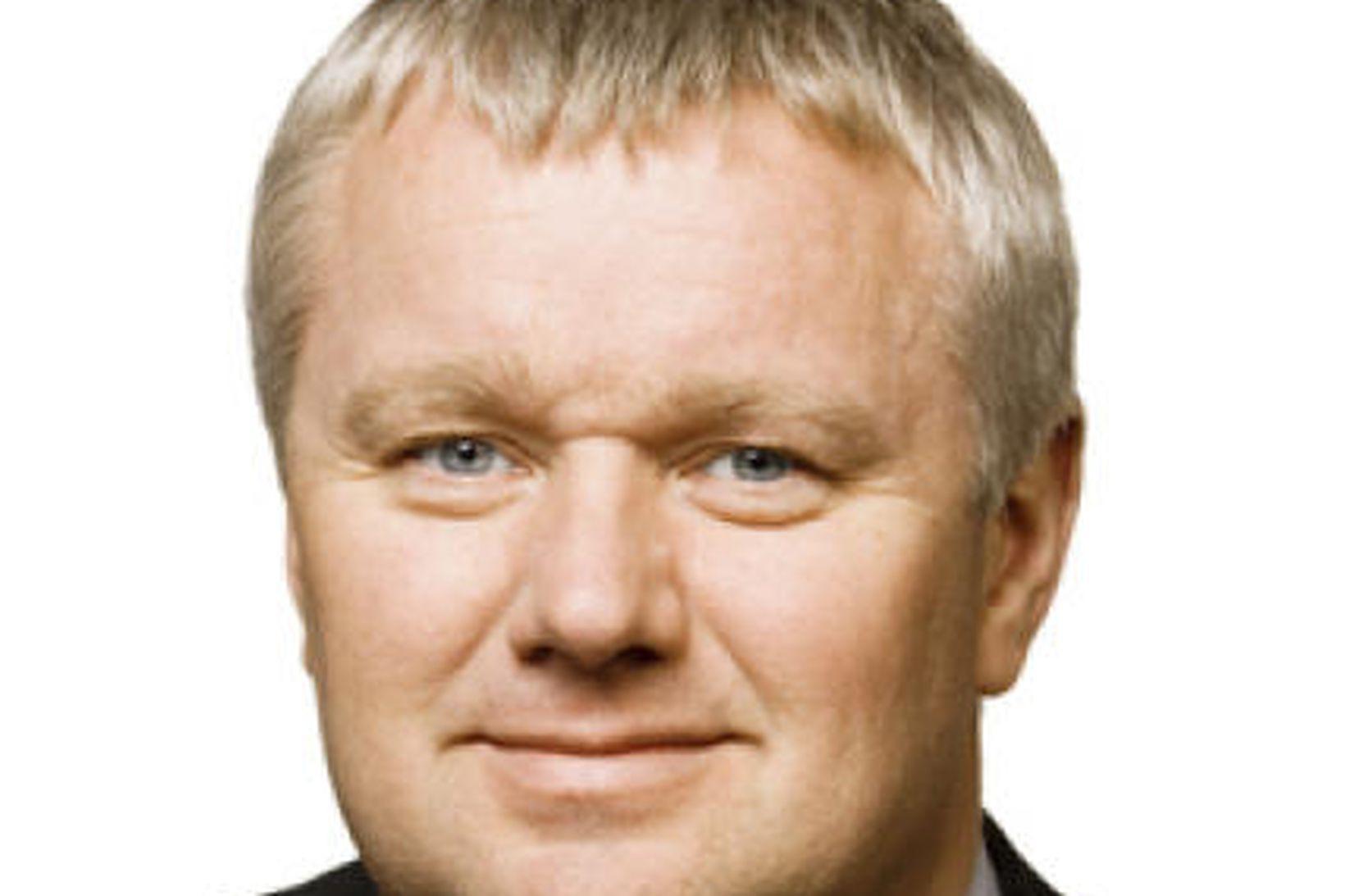 Ásbjörn Óttarsson, þingmaður Sjálfstæðisflokksins.