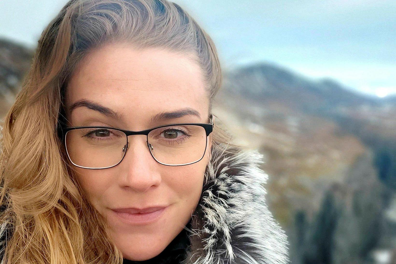 Hallveig Karlsdóttir byrjaði ung að vinna í fiski og þegar …
