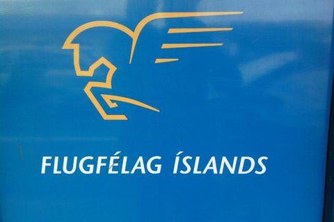 Air Iceland - Flugfélag Íslands.