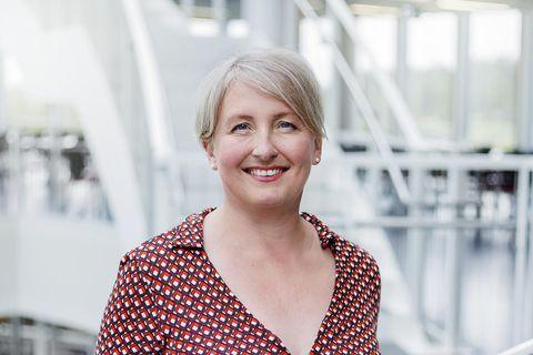 Dr. Ragnhildur Helgadóttir, rektor Háskólans í Reykjavík.