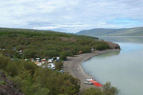 Hallormsstaðaskógur Camping Ground