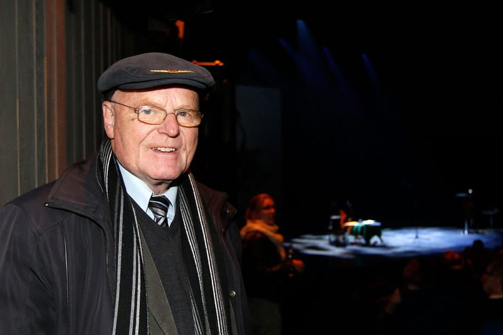 Ómar Ragnarsson.