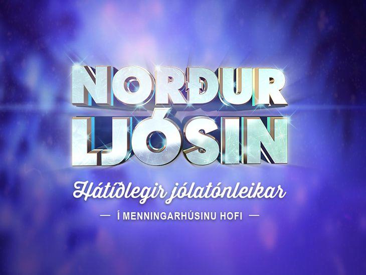 Norðurljósin jólatónleikar 2017