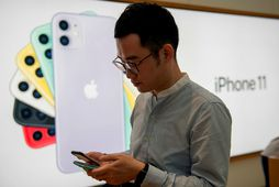 Apple þarf að greiða 25 milljónir evra í sekt.