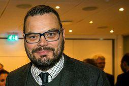 Björn Ingi Hrafnsson var útgefandi, stjórnarformaður og einn stærsti eigandi Pressunnar.