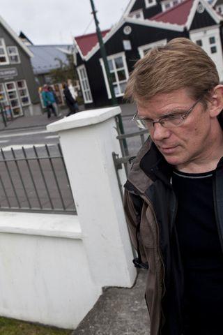 Mörður Árnason.