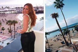 Eva Ruza er stödd á Tenerife í samstarfi við Úrval-Útsýn.