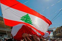 Staðan í Líbanon er slæm.