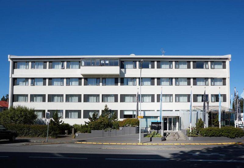Foss Hotel Lind, Reykjavík.