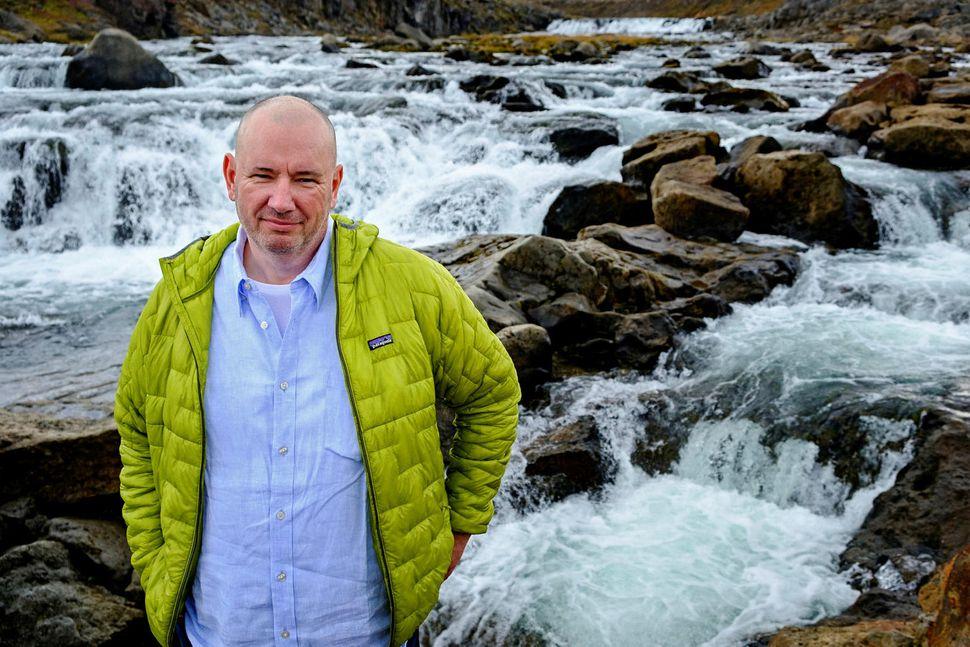 Gísli Ásgeirsson, framkvæmdastjóri veiðifélagsins Strengs í Vopnafirði.