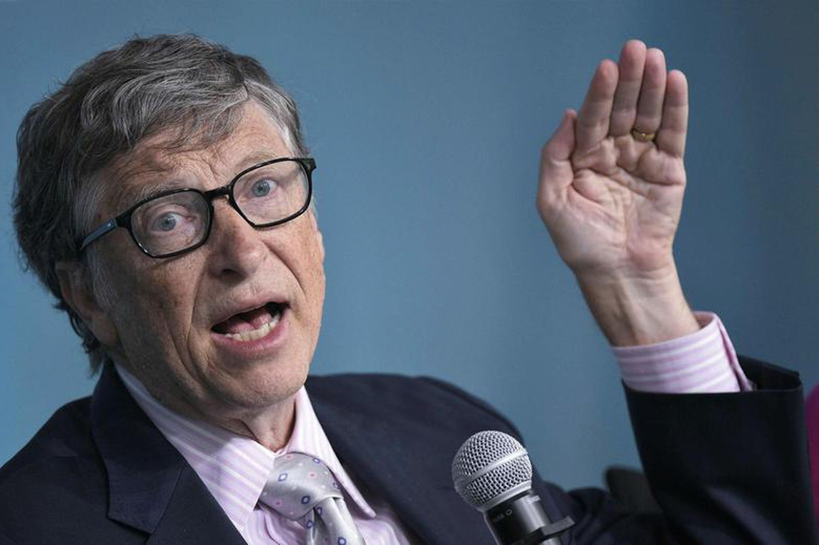 Bill Gates, stofnandi Microsoft.
