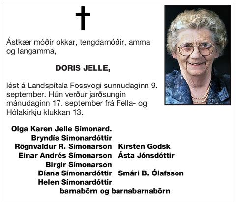 Doris Jelle,