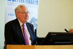 Mervyn King, fyrrverandi bankastjóri Englandsbanka.