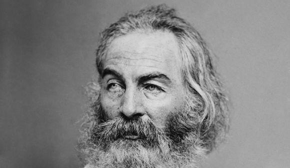 Þegar Bram Stoker var bálskotinn í Walt Whitman