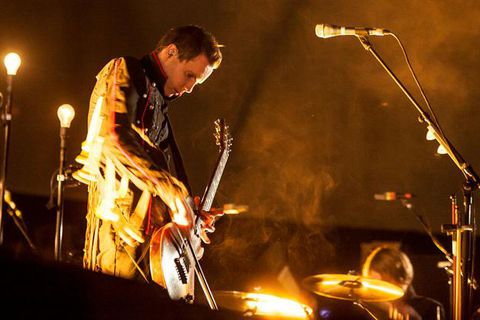 It's been a whole five years since Sigur Rós last performed at Harpa.