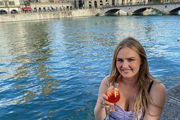 Sigrún Stella Þorvaldsdóttir er 25 ára Akureyringur búsett í Zürich.