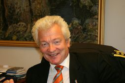 Ólafur Helgi Kjartansson er lögreglustjóri á Suðurnesjum.