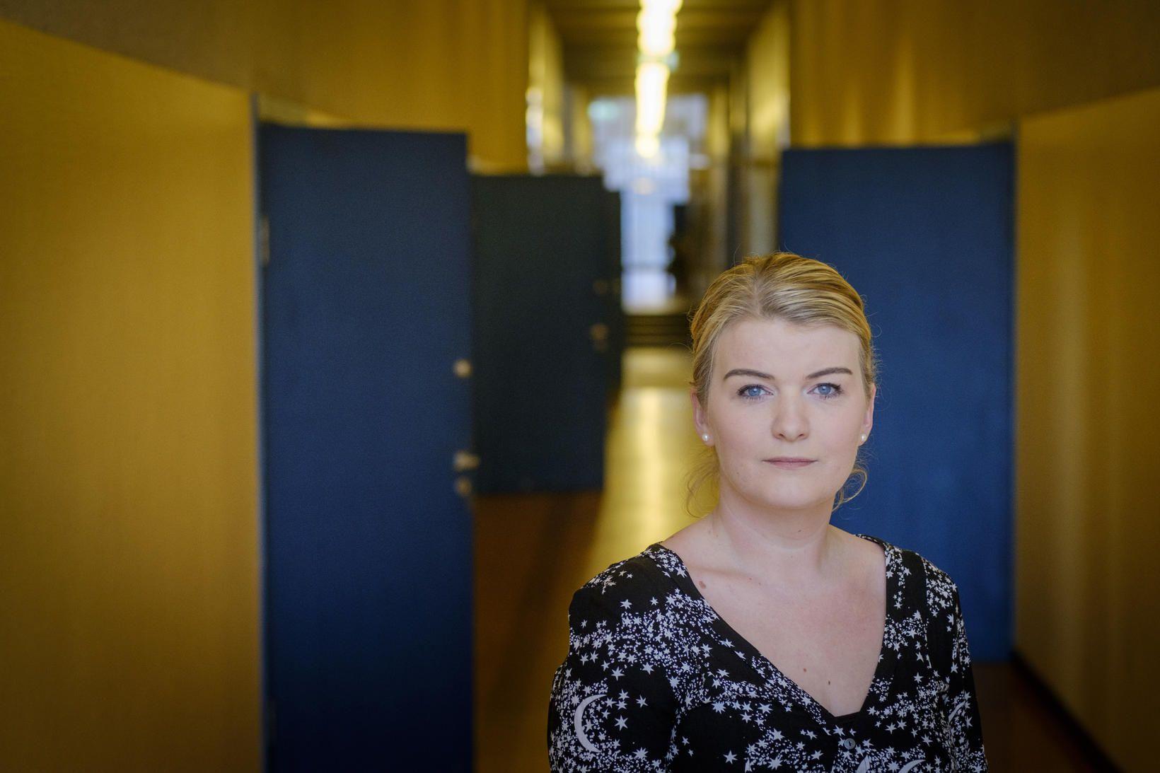 Sunna Símonardóttir leitar að konum sem völdu að eignast eitt …
