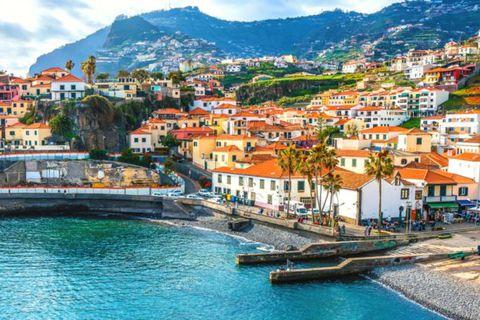 Madeira er stundum kölluð perla atlantshafsins.