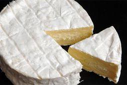 Camembert-ostur er meðal þeirra hvítmygluosta sem hafa víða verið ófáanlegir undanfarið.