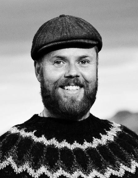 Pétur Jakob Pétursson.