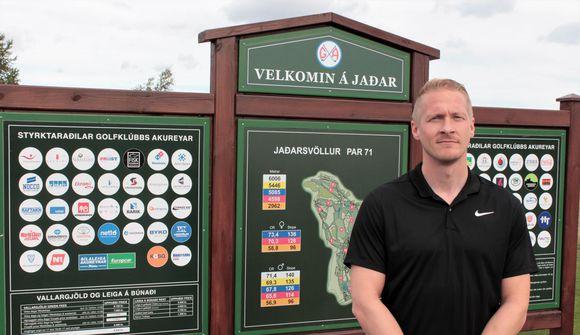 Metaðsókn á Jaðarsvelli