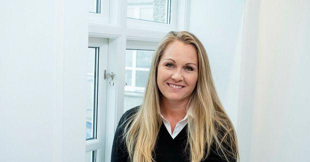 Svanhildur Hólm Valdsdóttir.