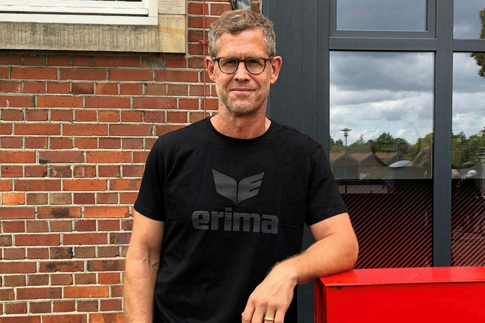 Geir Sveinsson er hættur hjá Nordhorn.