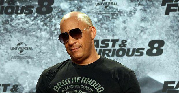 Vin Diesel heimsækir Dóminíska lýðveldið reglulega.
