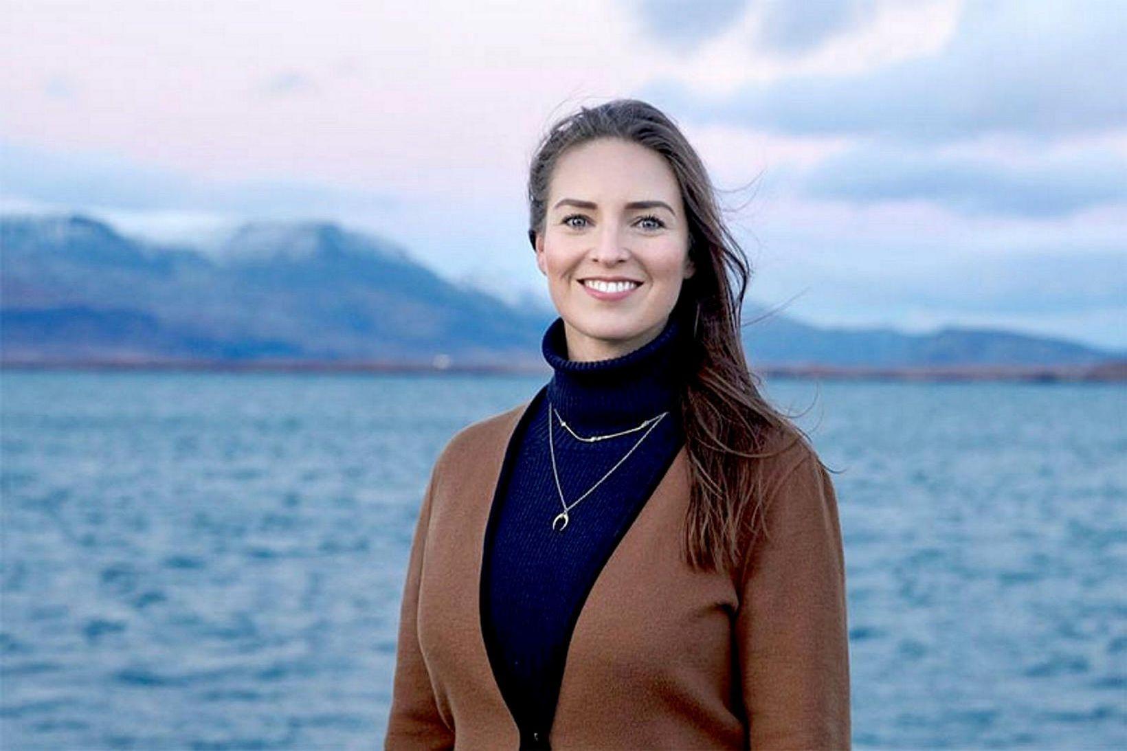 Agnes Guðmundsdóttir, formaður Kvenna í sjávarútvegi, segir stefnt að því …