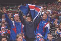 Danmörk - Ísland 6:0