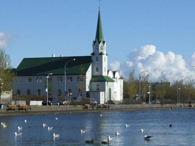 Fríkirkjan Church in Reykjavík