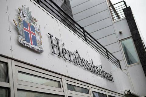 Húsnæði embættis héraðssaksóknara.