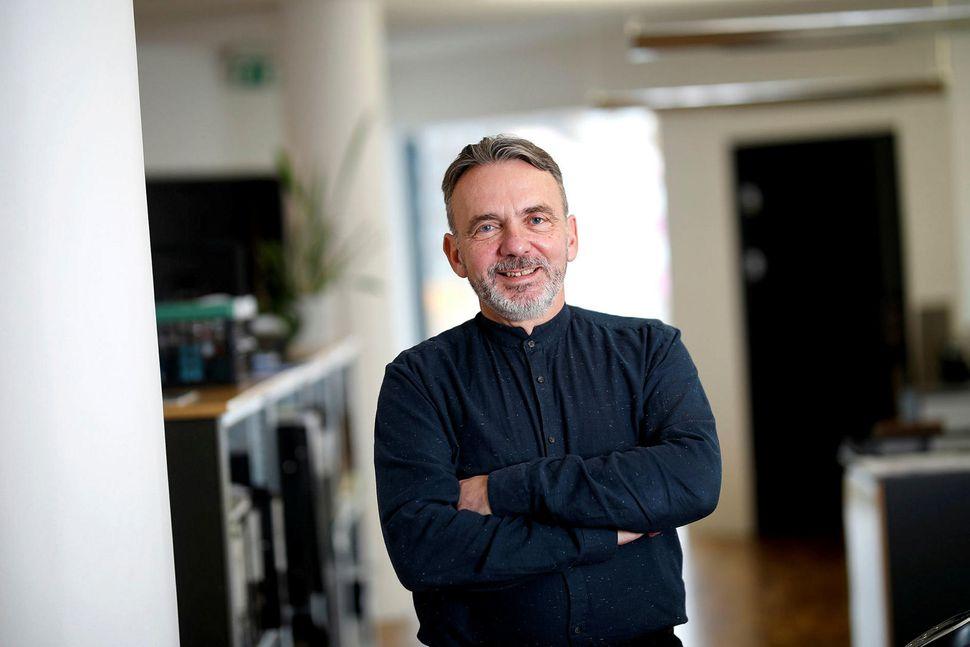 Ivon Stefán Cilia er framkvæmdastjóri arkitektastofunnar T.ark. Hún fagnar 80 …
