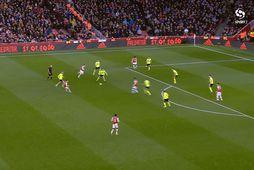Enn og aftur klikkar Arsenal