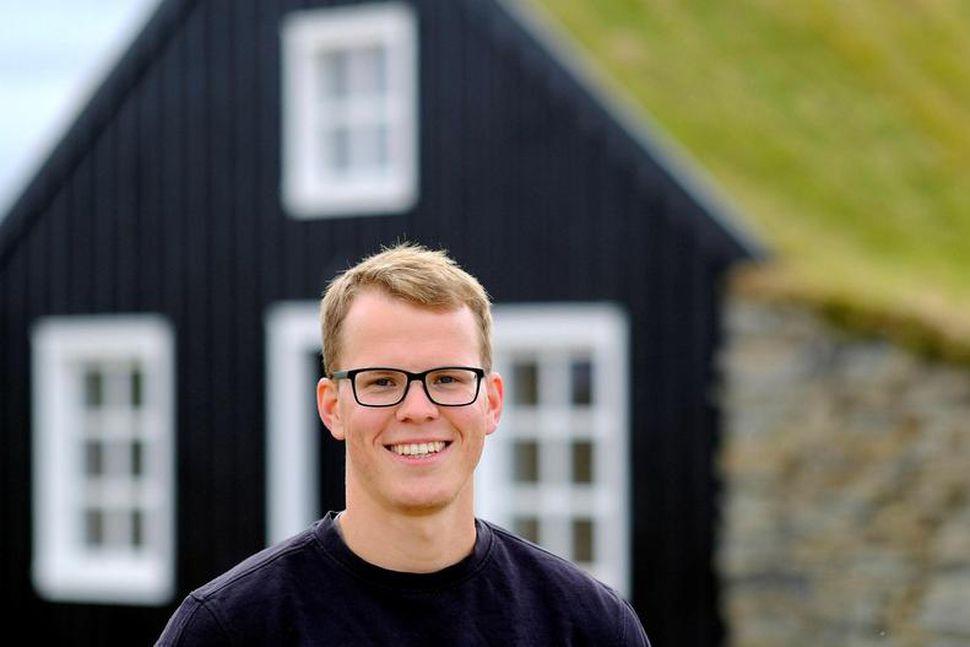 Sigurður Hafsteinn Sigurðsson.