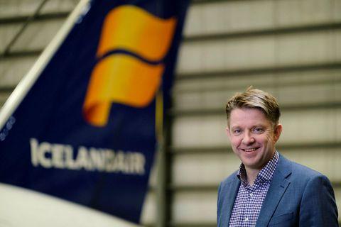Bogi Nils Bogason, forstjóri Icelandair, segir greiðslur frá Boeing hafa áhrif á lokauppgjör þessa árs.